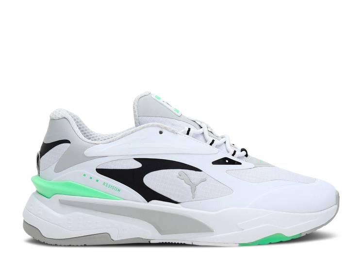 RS-Fast Tech 'White Elektro Green'