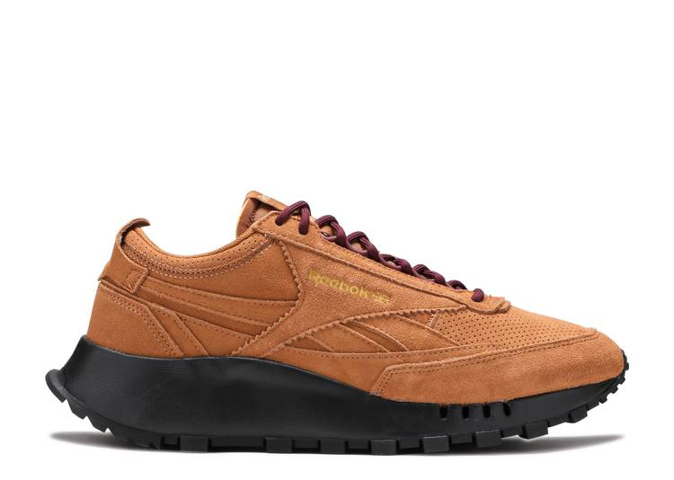 Sneakersnstuff x Classic Leather Legacy 'Wild Brown'