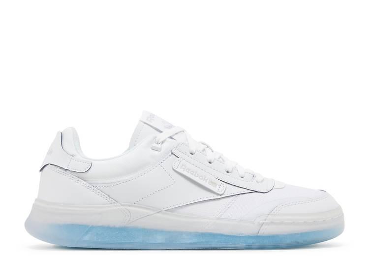 Club C Legacy 'White Radiant Aqua'