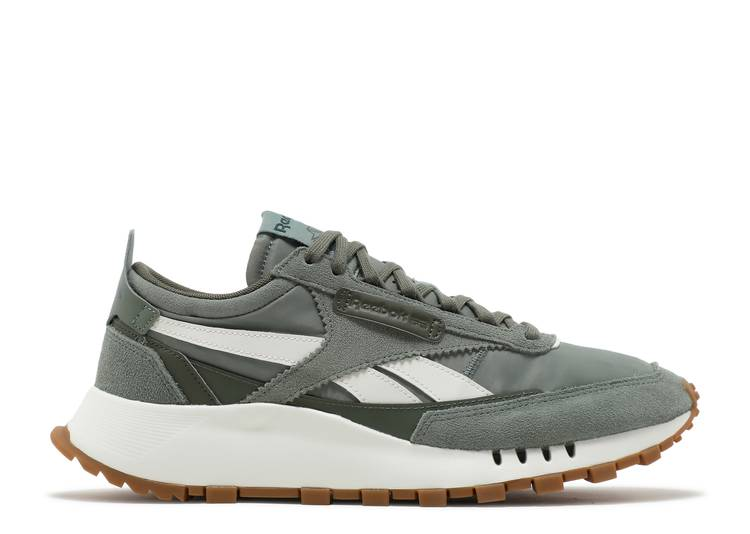 Classic Leather Legacy 'Harmony Green'