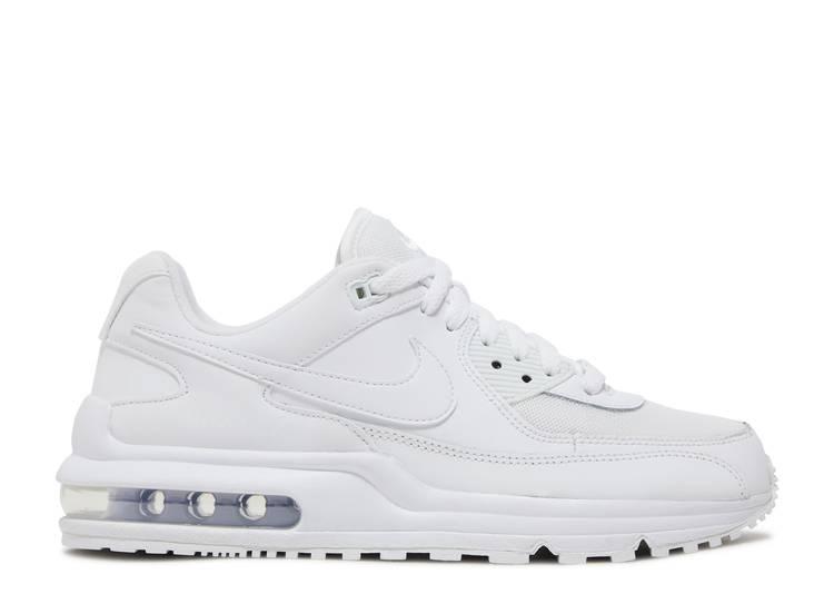 Air Max Wright GS 'Triple White' - Nike - CW1755 100 - white/white ...