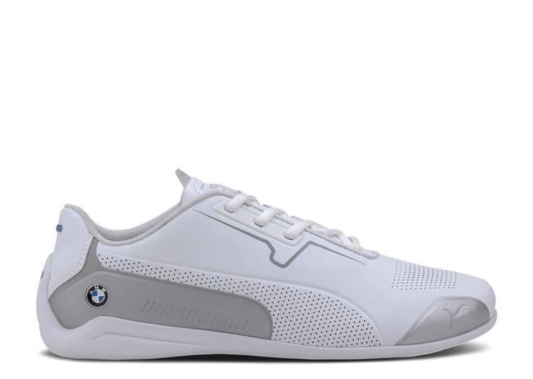 BMW Motorsport x Drift Cat 8 'White Silver'