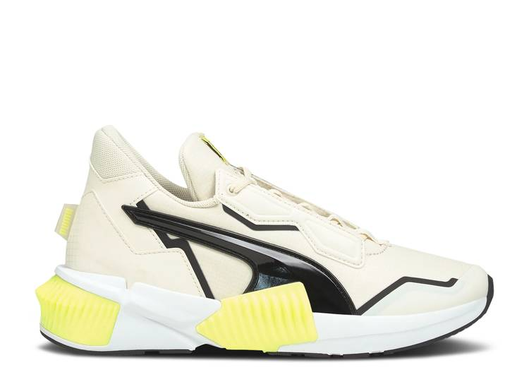 First Mile x Wmns Provoke XT 'Eggnog Soft Fluo Yellow'