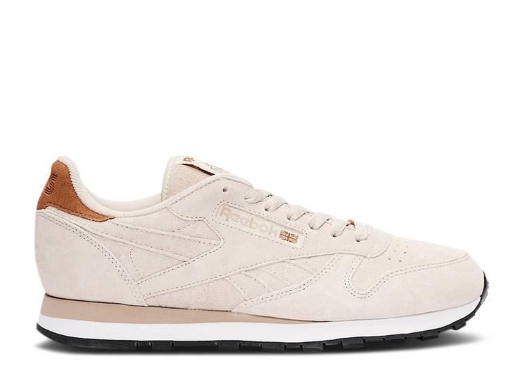 Sneakersnstuff x Classic Leather 'Walking - Stucco'