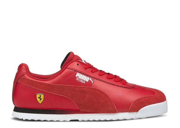 Scuderia Ferrari x Roma 'Rosso Corsa'