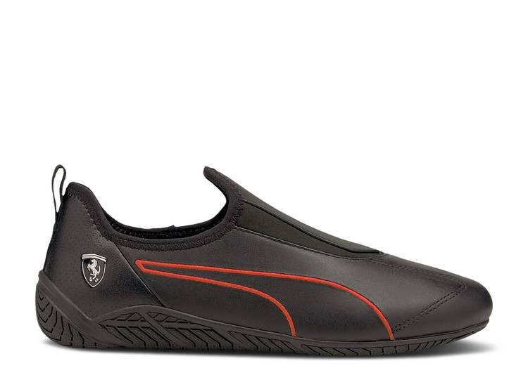 Scuderia Ferrari x Wmns Ridge Cat 'Black Rosso Corsa'