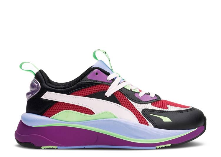 Wmns RS-Curve 'Berry Glitch'