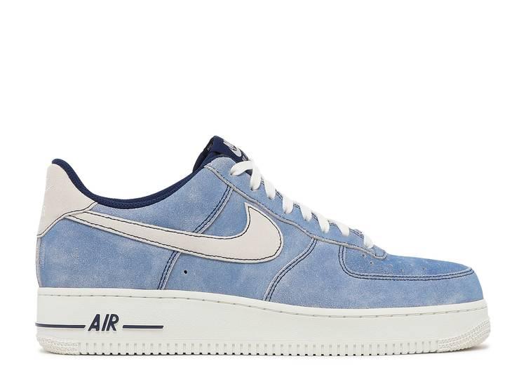 Air Force 1 '07 LV8 'Dusty Blue'