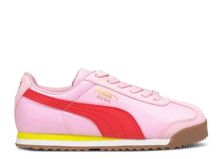 Roma Basic Summer Little Kid 'Pink Lady Poppy Red'