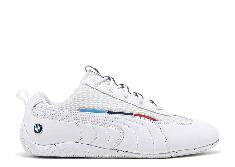 BMW Motorsport x Speedcat 'Triple White'