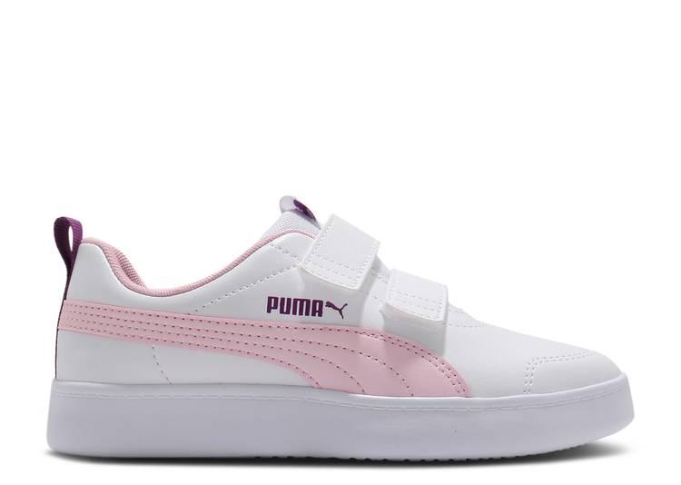 Courtflex v2 V Jr 'White Pink Lady'