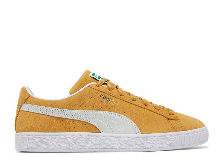 Suede Classic 21 'Honey Mustard'