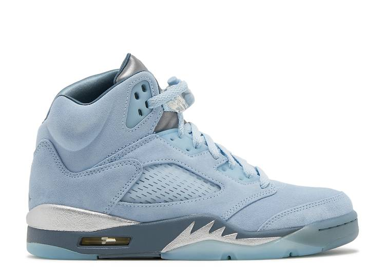 Wmns Air Jordan 5 Retro 'Blue Bird'