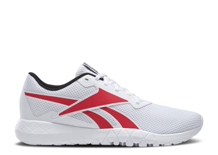 Flexagon Energy TR 3 'White Vector Red'