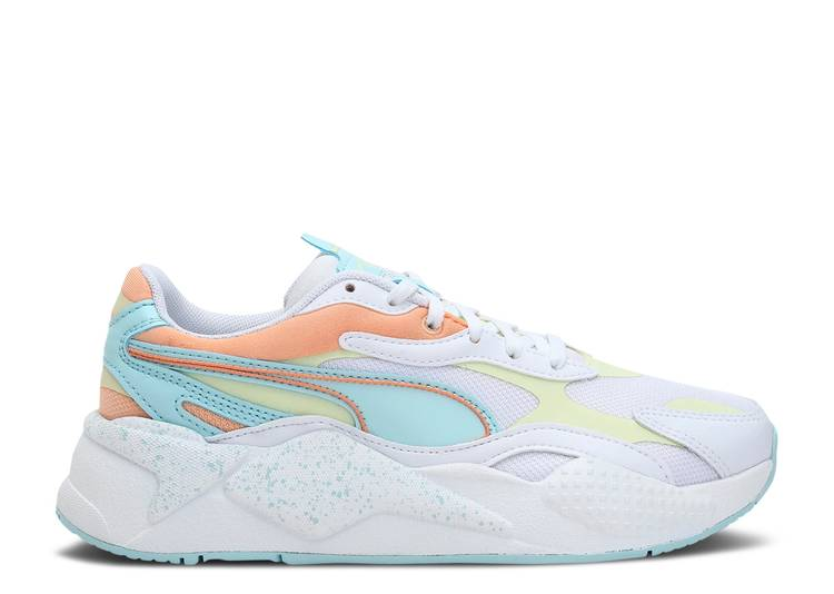 Wmns RS-X3 'Pastel Mix - Yellow Pear'