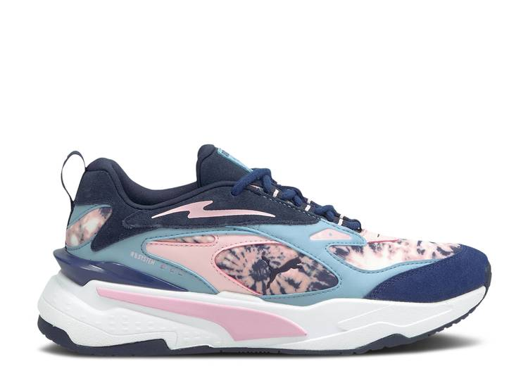 Wmns RS-Fast 'Tie Dye - Forever Blue Pink Lady'