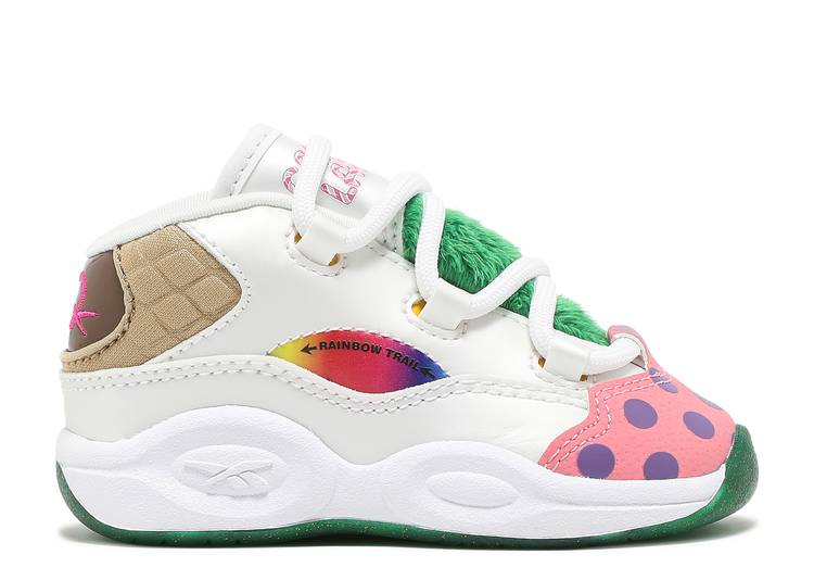 Hasbro x Question Mid Toddler 'Candy Land'
