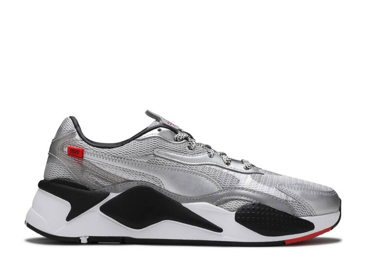RS-X3 WR 'Silver'
