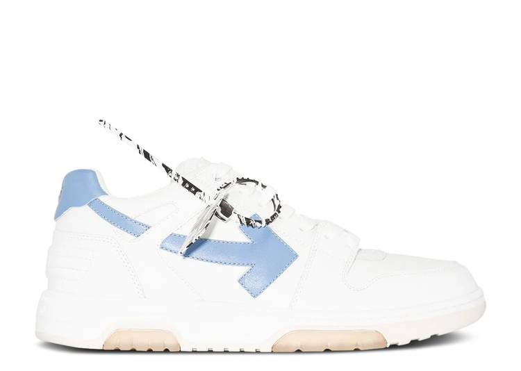 Off-White Out of Office Low 'White Blue'