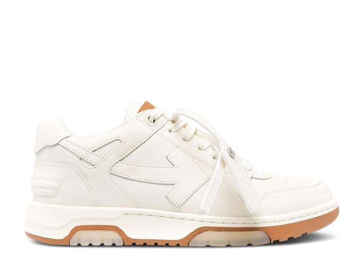 Off-White Out of Office Low 'Cream'