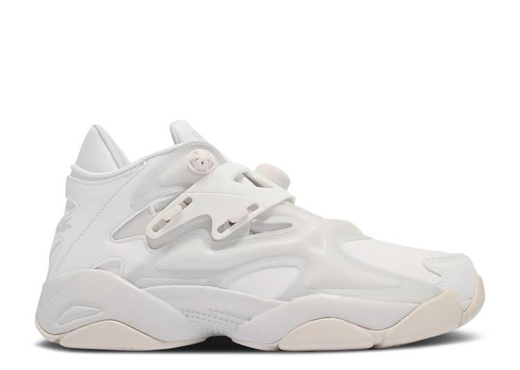 Pump Court 'White Ivory'