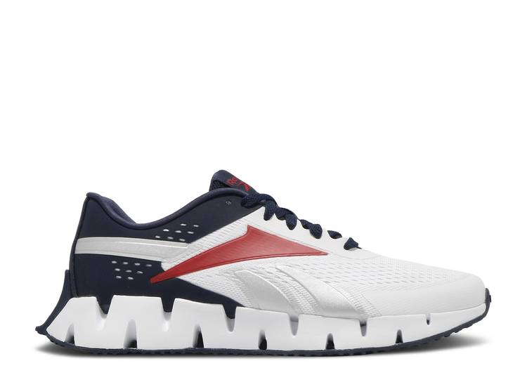 Zig Dynamica 2.0 'White Vector Red'
