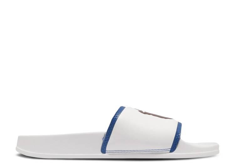 OIOI x Classic Slide 'White Blue'