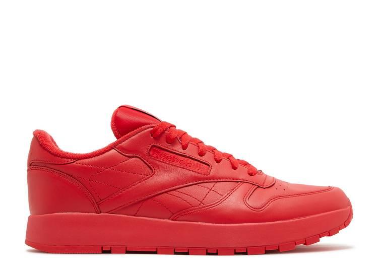 Maison Margiela x Classic Leather Tabi 'Vector Red'