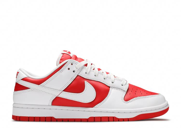 Dunk Low 'Championship Red'