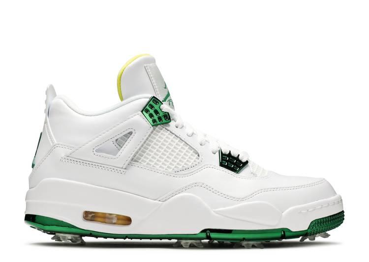 Air Jordan 4 Golf 'Masters Tournament'