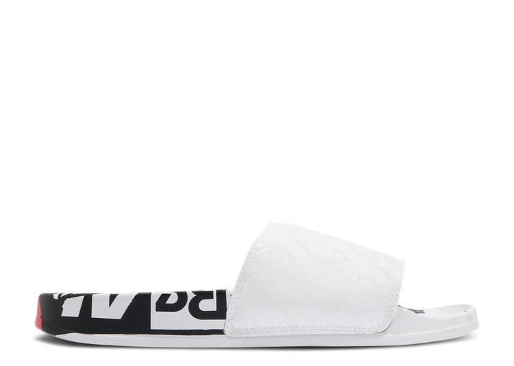 BlackEyePatch x Classic Slide 'White'