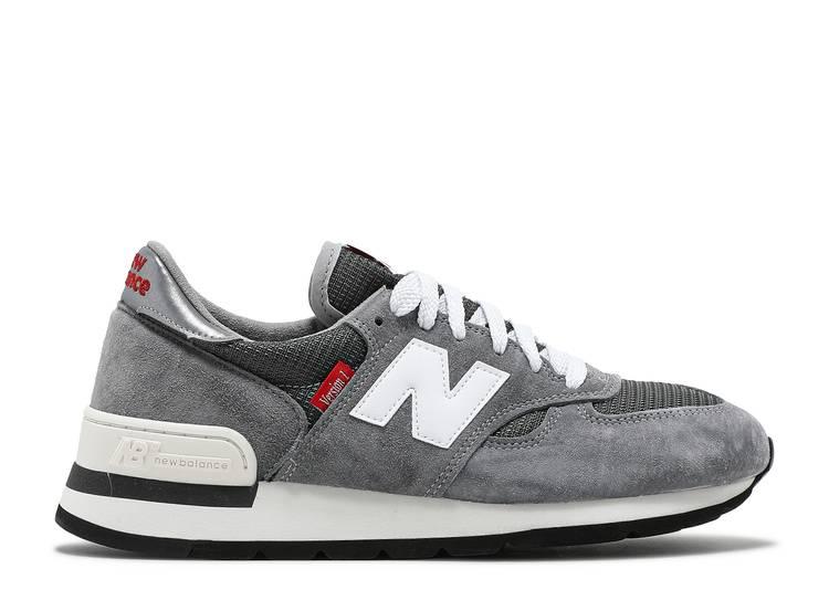 990v1 Made In USA 'Grey'