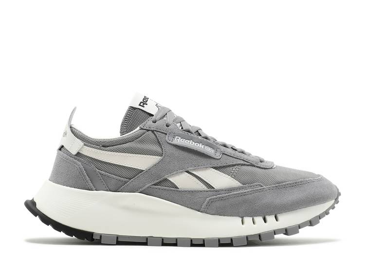Classic Leather Legacy 'Solid Grey'
