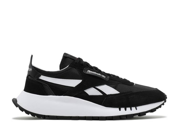Classic Leather Legacy 'Black White'