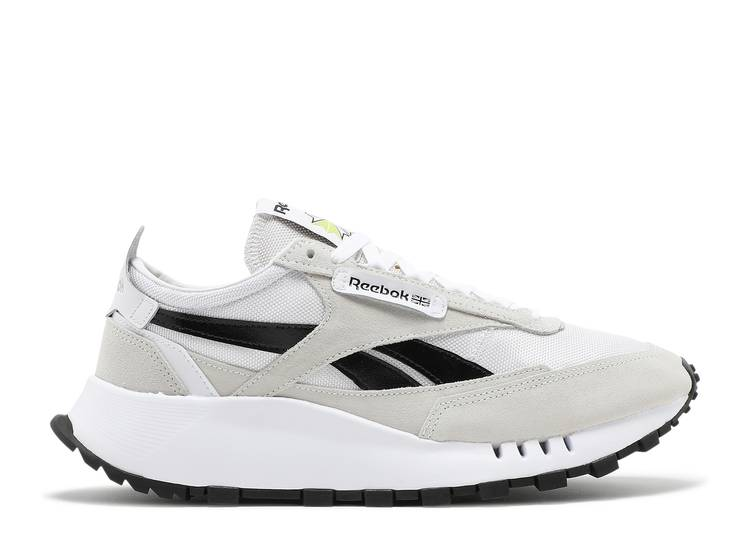 Classic Leather Legacy 'White Black'