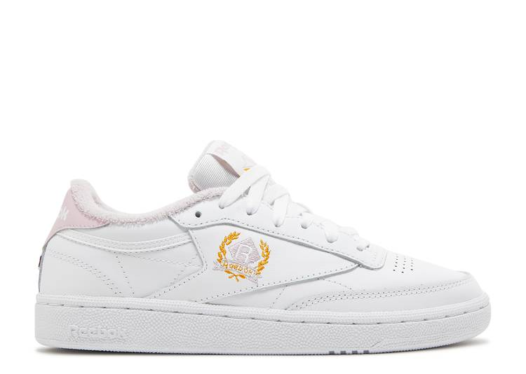 Wmns Club C 85 'OG Crest - White Frost Berry'