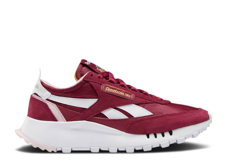 Wmns Classic Leather Legacy 'Punch Berry'