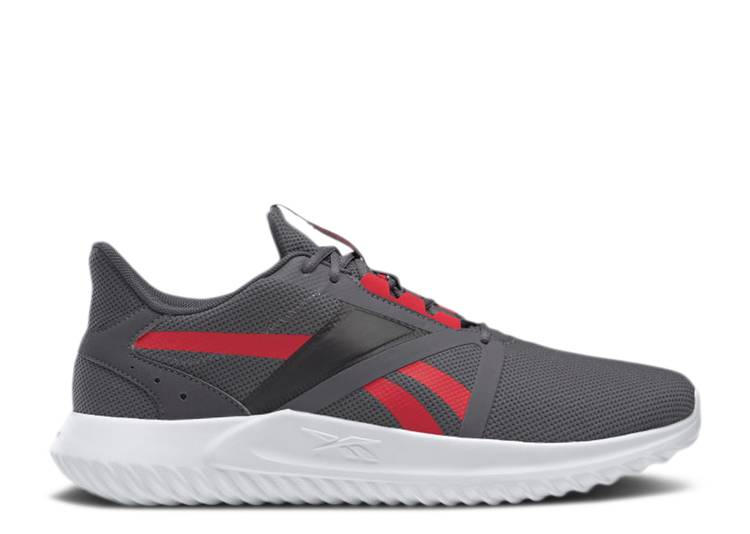 EnergyLux 3 'Pure Grey Vector Red'