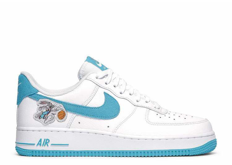 Space Jam x Air Force 1 '07 Low 'Hare'