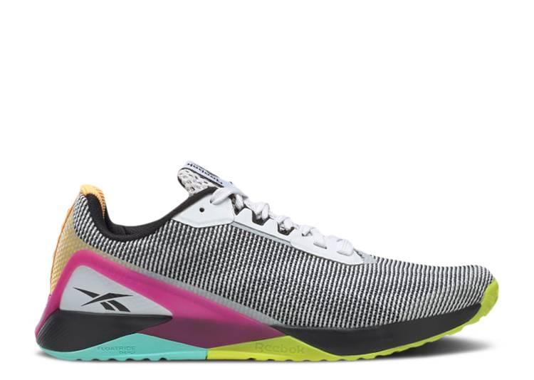 Wmns Nano X1 Grit 'White Black Pursuit Pink'