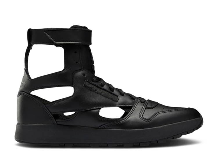Maison Margiela x Classic Leather Tabi High 'Black'