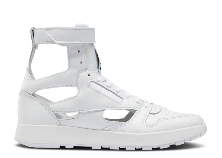 Maison Margiela x Classic Leather Tabi High 'White'