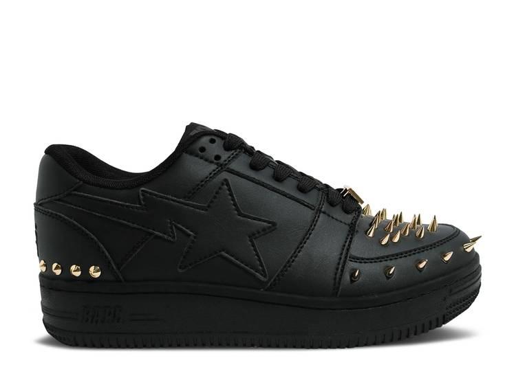 Bapesta Studded 'Black'