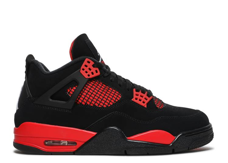 Air Jordan 4 Retro 'Red Thunder'