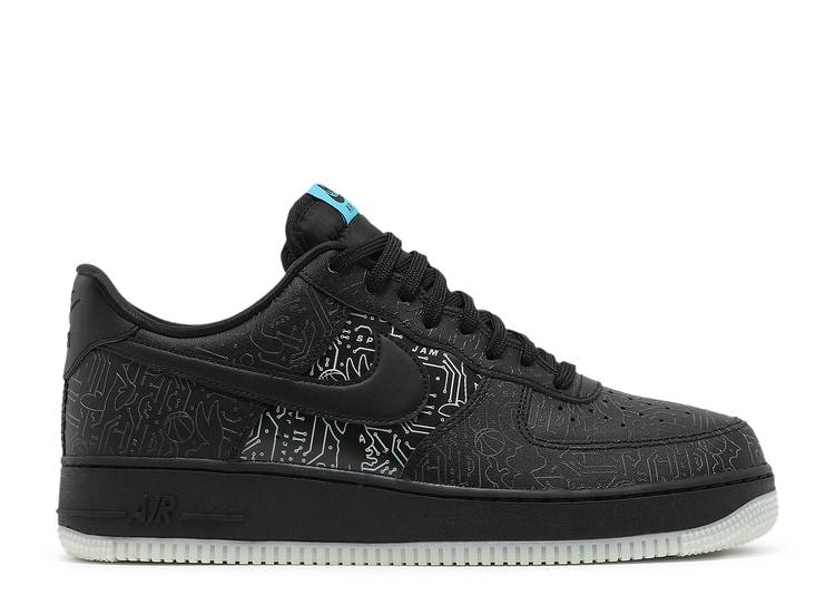 Space Jam x Air Force 1 '07 'Computer Chip'