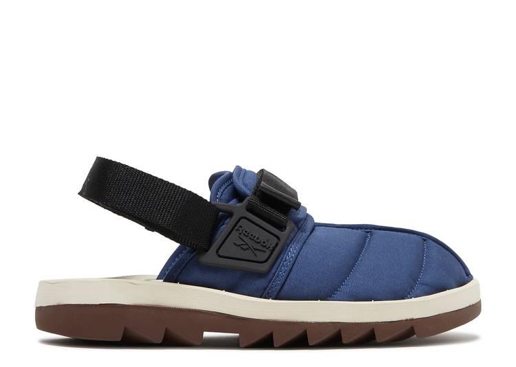 Beatnik Sandal 'Batik Blue'