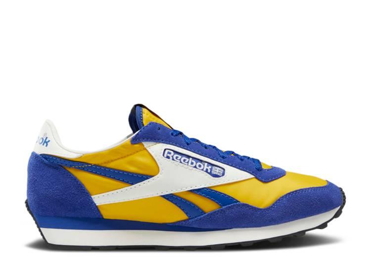 AZ 2 'Always Yellow Classic Cobalt'