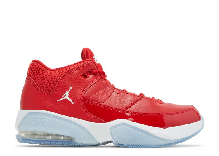 Jordan Max Aura 3 'University Red'