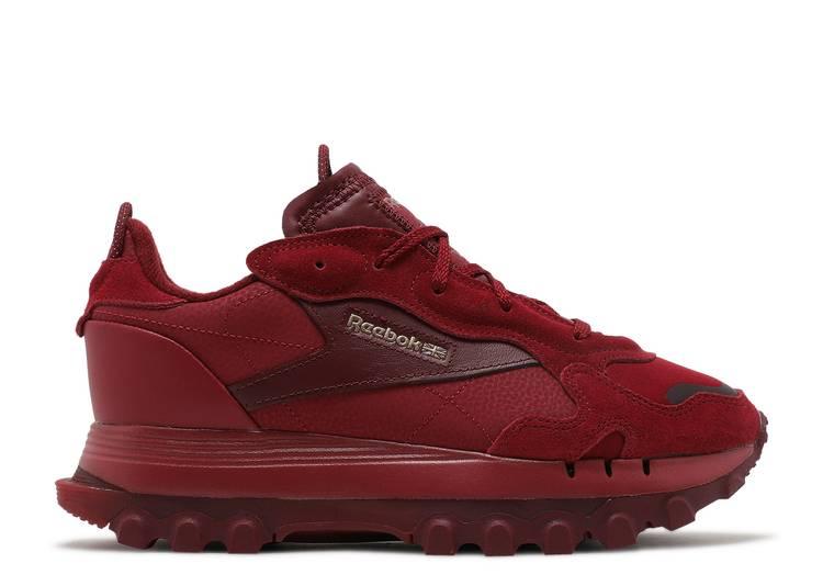 Cardi B x Wmns Classic Leather 'Triathlon Red'