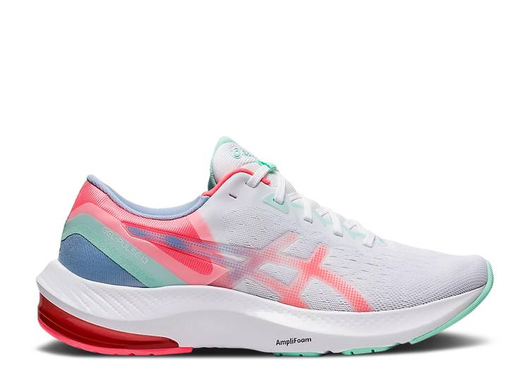 Wmns Gel Pulse 13 'White Blazing Coral'